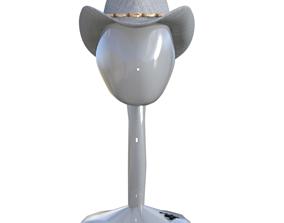 light hat 3D model