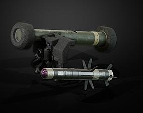 FGM-148 Javelin 3D asset