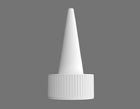 NOZZLE 3D print model