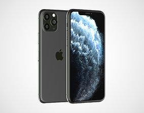 3D 3dmodel iPhone 11 Pro