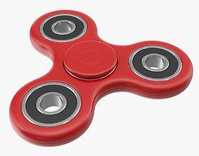 3D asset game-ready Fidget Spinner
