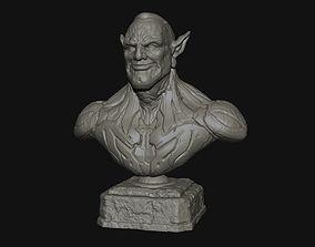Cyborg ELF 3D printable model
