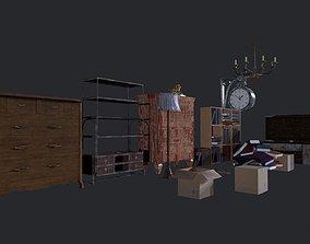 3D model Horror Props Pack