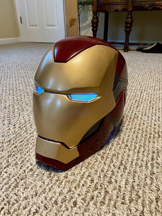 Iron Man MK85 Helmet
