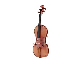 Yamaha Acoustic String YVN500S 3D