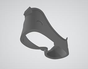Industrial safety googles 3D printable model