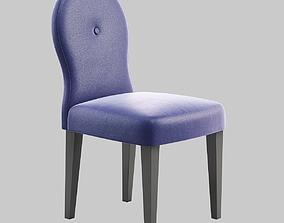 La Fibule Roseberry chair 3D
