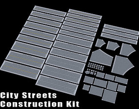 City Streets Construction Kit 3D