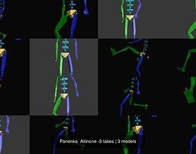 3D Panenka Allinone -3 takes