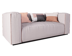 Cleon Sofa By Blu Dot 3D model