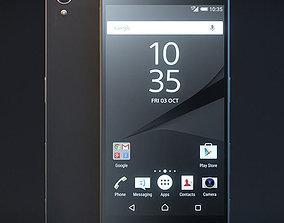 3D electronics Sony Xperia Z5