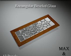 Art Glass Set 08 3D model
