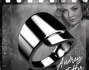 3D printable model Noir stars Audrey Totter