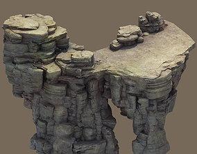 Mountain - Terrain 04 3D model