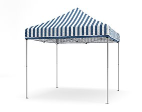 Gazebo Commercial Event Canopy Tent 3D