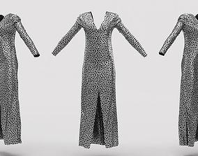 3D model Female Clothing 07