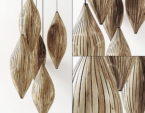 Parametric decor bulb n1 3D model