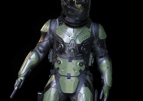 VX600 Soldier