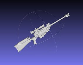 Sword Art Online Sinon Hecate II Rifle Basic