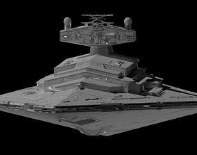 3D model Star Destroyer