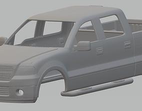 F-150 Raptor Printable Body Car
