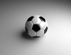 Ball soccer 3D sports