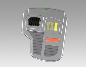 3D printable model Star Trek Voyager Neural Stimulator 2