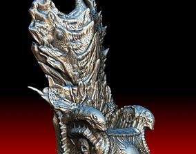 3D model predator throne avp