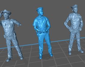 3D print model POLICEMANS
