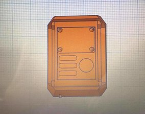 art Han Solo Wrist Communicator 3D STL