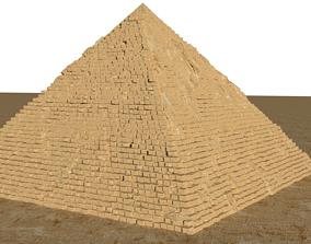 3D print model Khufu pyramids