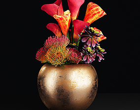 Plant 17 3D model
