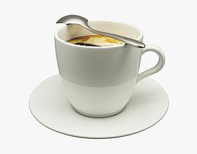 Coffee Mug 3D model low-poly