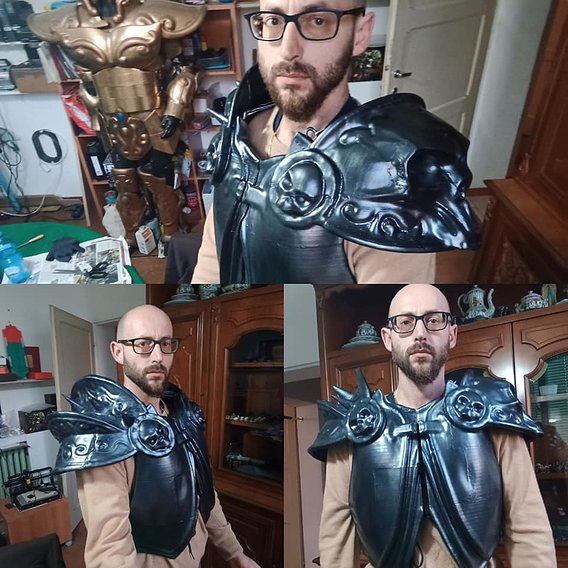 THE LICHKING PROJECT - part 2 THE PLATE