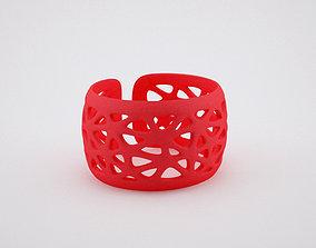 3D print model Bracelet Coral