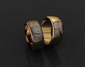 jewell fingerprint ring