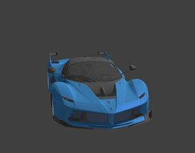 Super Luxury Cars 3D asset