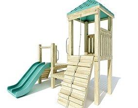 3D Children s Outdoor Play Set