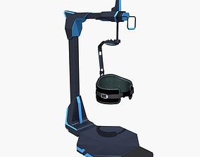 3D Walk VR Treadmill