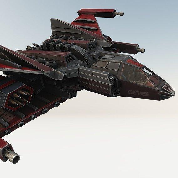 Hades Starfighter MK 2 - Coming Soon