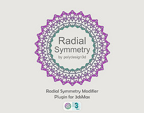 symmetry 3D Radial Symmetry by PolyDesign
