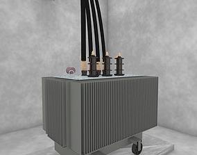 Trafo 500kva 3D print model