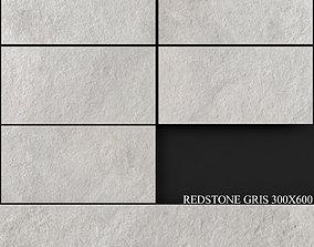 Keros Redstone Gris 300x600 3D