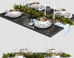bowl 3D Table setting