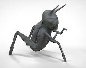 3D print model QUATERMASS MONSTER
