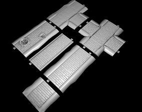 3D print model Streetset for Wargaming wargaming
