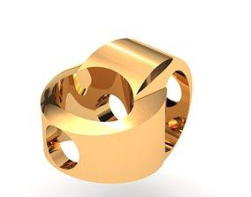 3D printable model Eslabon para cadenas chain link 1