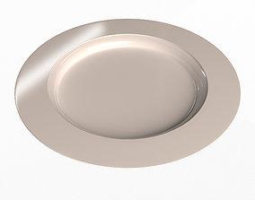 3D asset Empty Plate