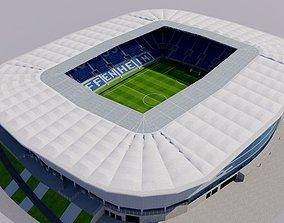 3D model Rhein-Neckar-Arena - Hoffenheim Germany