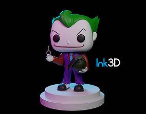 Big Head Joker 3D model